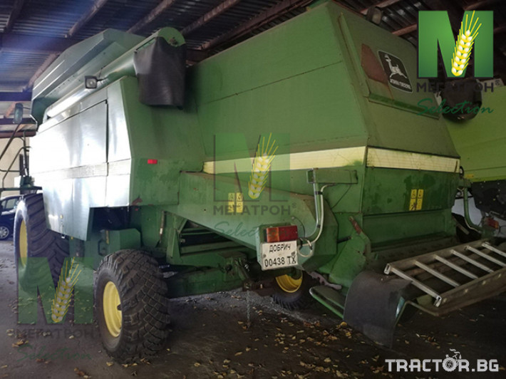 Комбайни John-Deere 2258 15 - Трактор БГ