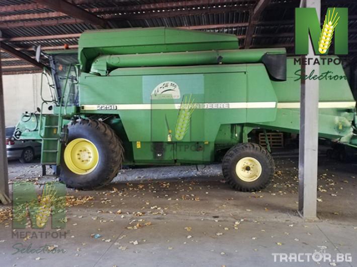 Комбайни John-Deere 2258 16 - Трактор БГ