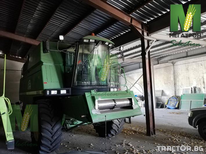 Комбайни John-Deere 2258 17 - Трактор БГ