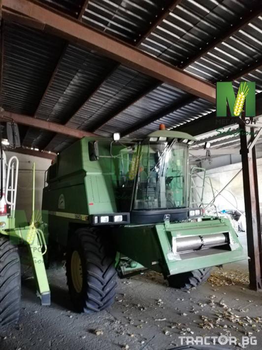 Комбайни John-Deere 2258 18 - Трактор БГ