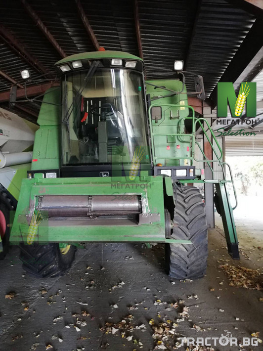 Комбайни John-Deere 2258 21 - Трактор БГ