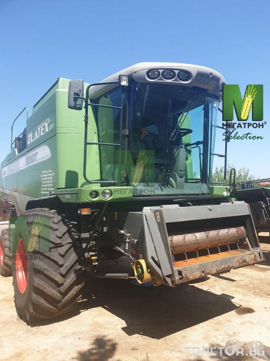 Комбайни Fendt 6300C 3 - Трактор БГ
