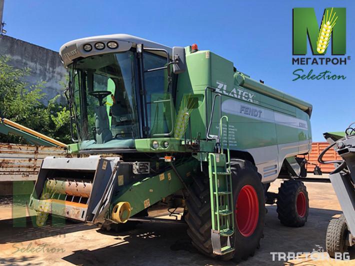 Комбайни Fendt 6300C 10 - Трактор БГ