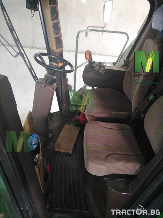 Комбайни John-Deere 9680HM WTS 1 - Трактор БГ