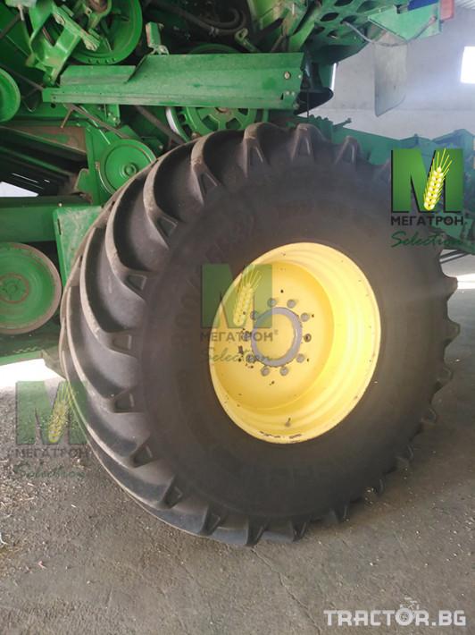 Комбайни John-Deere 9680HM WTS 5 - Трактор БГ