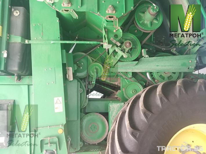 Комбайни John-Deere 9680HM WTS 7 - Трактор БГ