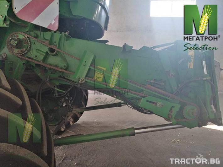 Комбайни John-Deere 9680HM WTS 11 - Трактор БГ