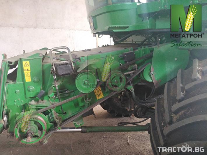 Комбайни John-Deere 9680HM WTS 13 - Трактор БГ