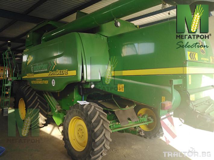 Комбайни John-Deere 9680HM WTS 14 - Трактор БГ