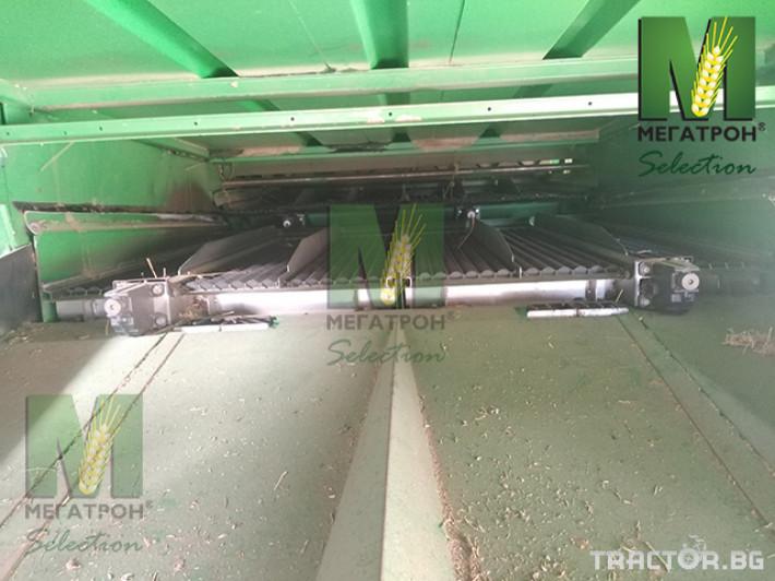 Комбайни John-Deere 9680HM WTS 16 - Трактор БГ