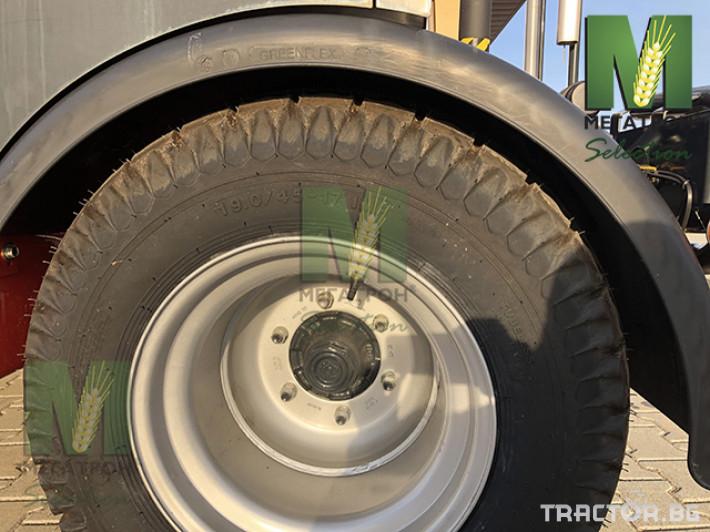 Други МАШИНА ЗА ФОЛИРАНЕ НА БАЛИKUHN SW4014 7 - Трактор БГ