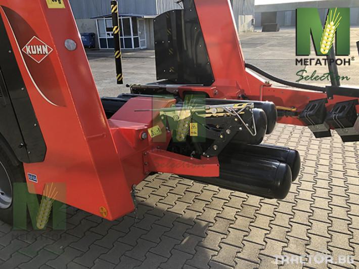 Други МАШИНА ЗА ФОЛИРАНЕ НА БАЛИKUHN SW4014 10 - Трактор БГ