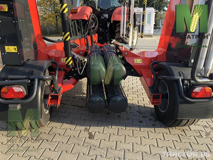 Други МАШИНА ЗА ФОЛИРАНЕ НА БАЛИKUHN SW4014 17 - Трактор БГ