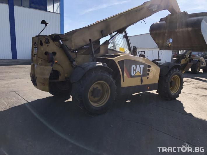 Телескопични товарачи Caterpillar TH414 2 - Трактор БГ