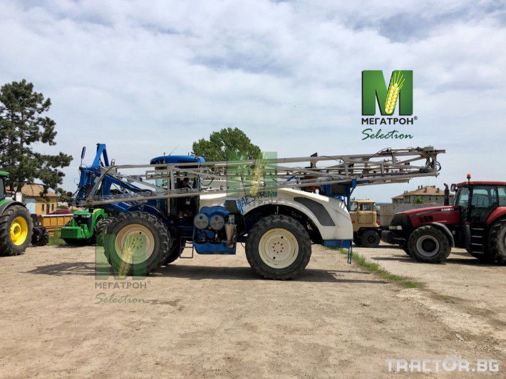 Самоходни пръскачки Matrot MAESTRA 0 - Трактор БГ