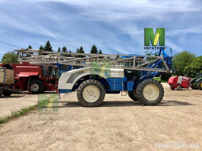 Самоходни пръскачки Matrot MAESTRA 2 - Трактор БГ