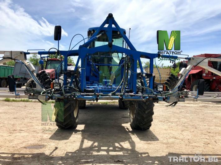 Самоходни пръскачки Matrot MAESTRA 5 - Трактор БГ