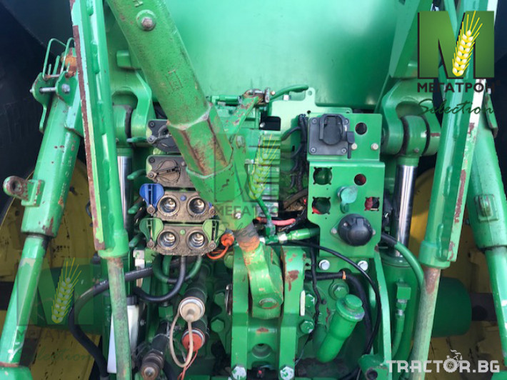 Трактори John-Deere 7230R 11 - Трактор БГ