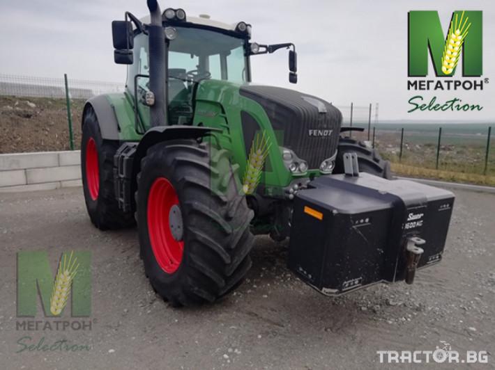 Трактори Fendt 936 VARIO 0 - Трактор БГ