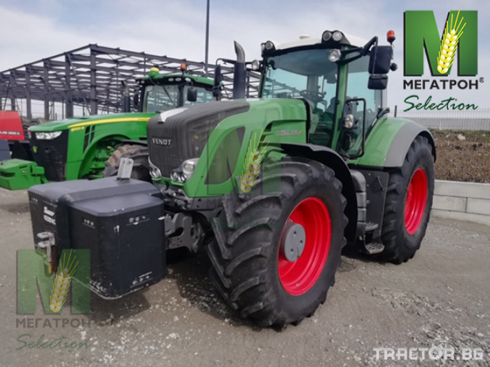 Трактори Fendt 936 VARIO 6 - Трактор БГ