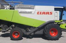 Claas Lexion 600 4x4