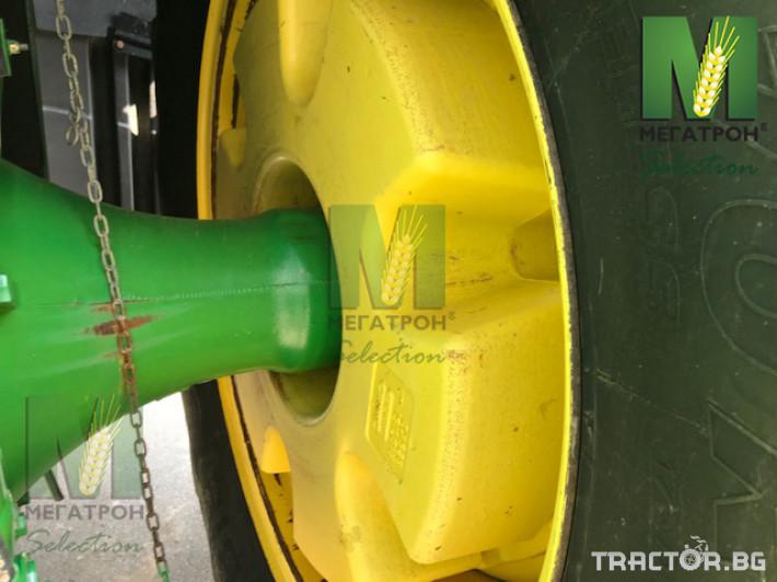Трактори John-Deere 8345R 4 - Трактор БГ