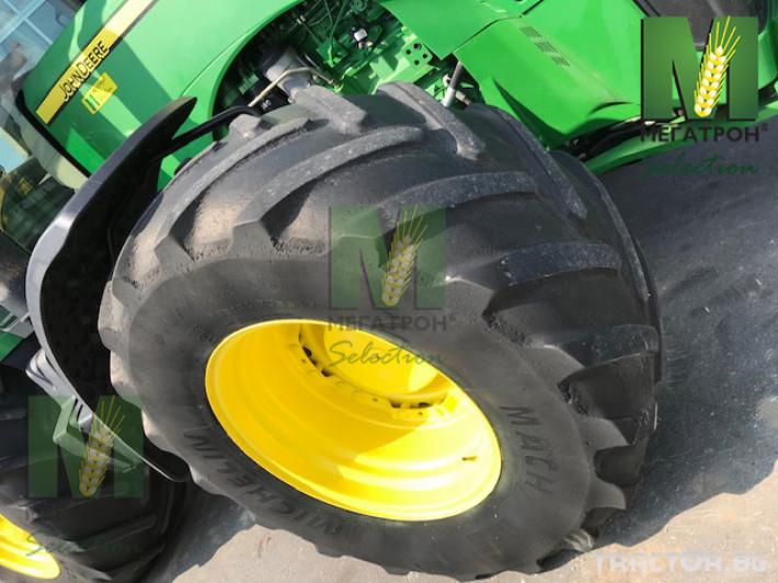Трактори John-Deere 8345R 7 - Трактор БГ