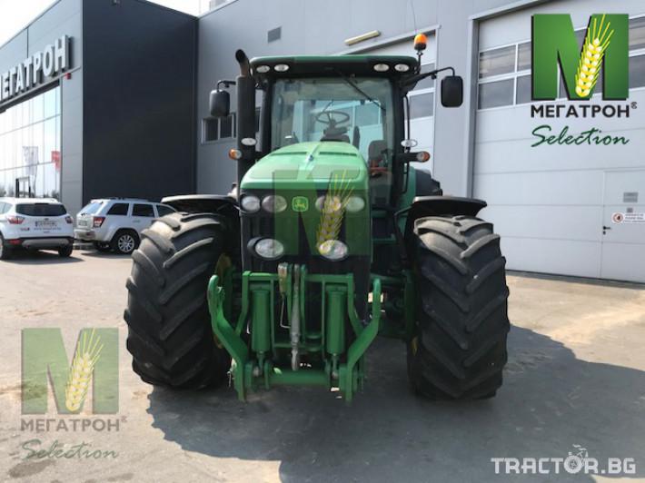 Трактори John-Deere 8345R 11 - Трактор БГ