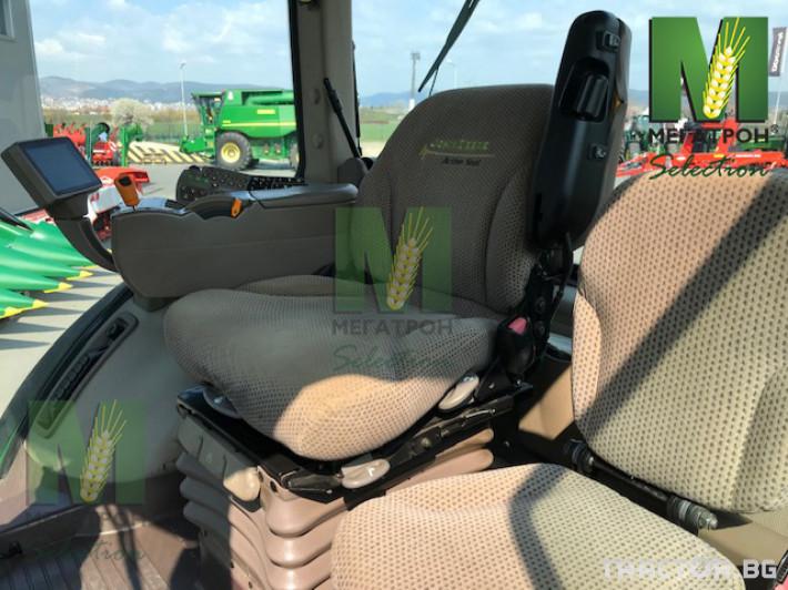 Трактори John-Deere 8345R 16 - Трактор БГ