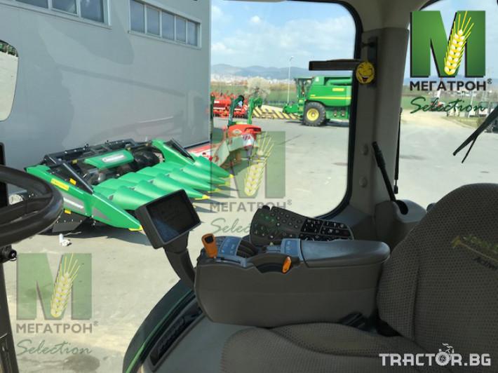 Трактори John-Deere 8345R 18 - Трактор БГ