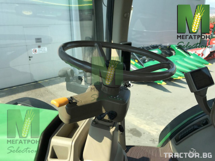 Трактори John-Deere 8345R 20 - Трактор БГ