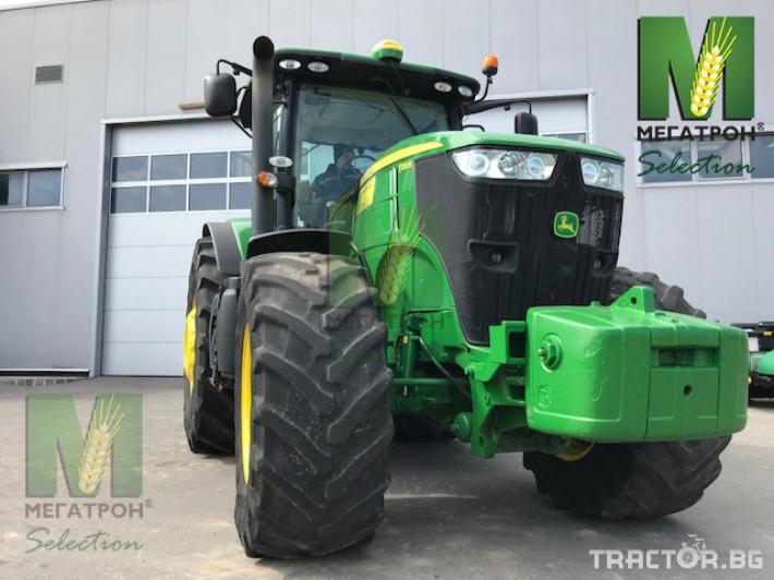 Трактори John-Deere 7230R 0 - Трактор БГ
