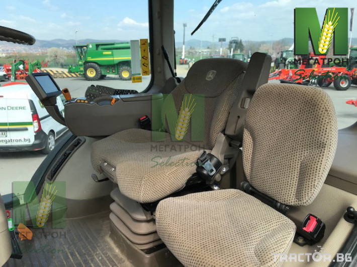 Трактори John-Deere 7230R 18 - Трактор БГ