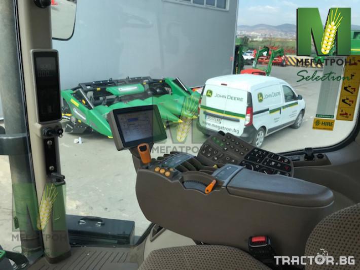Трактори John-Deere 7230R 21 - Трактор БГ