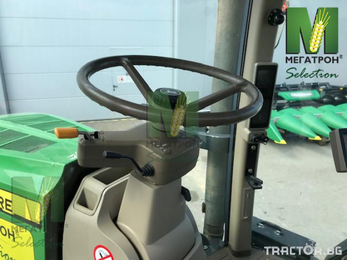 Трактори John-Deere 7230R 22 - Трактор БГ