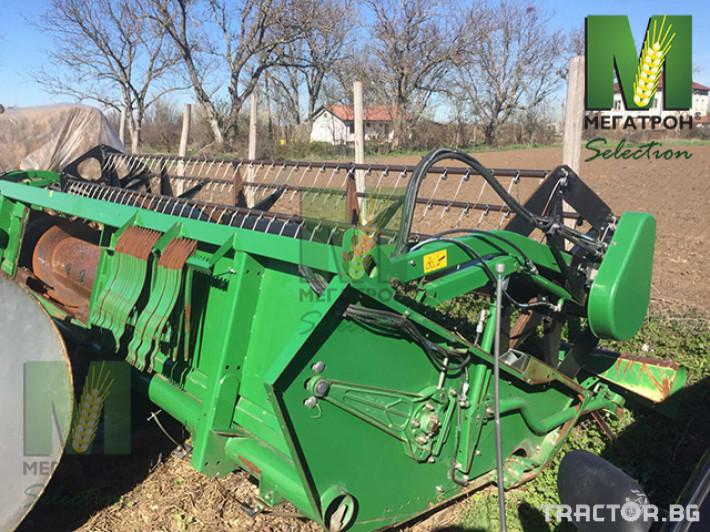 Комбайни John-Deere W650 16 - Трактор БГ