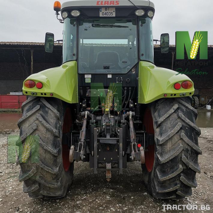 Трактори Claas ARION 630C 1 - Трактор БГ
