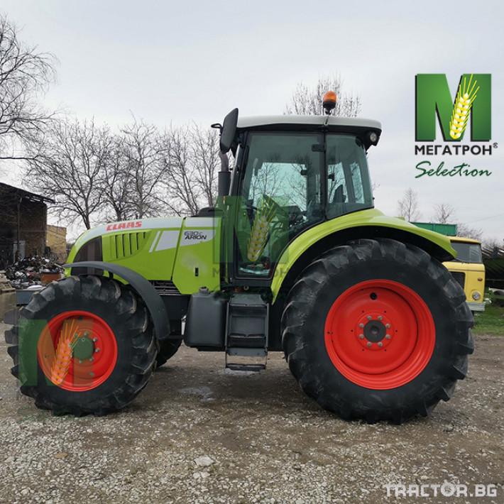 Трактори Claas ARION 630C 2 - Трактор БГ