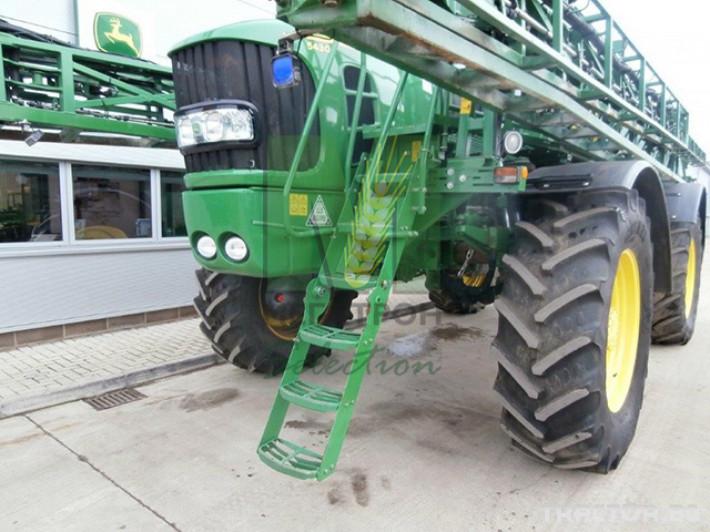 Самоходни пръскачки John-Deere 5430i 2 - Трактор БГ