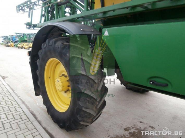 Самоходни пръскачки John-Deere 5430i 9 - Трактор БГ