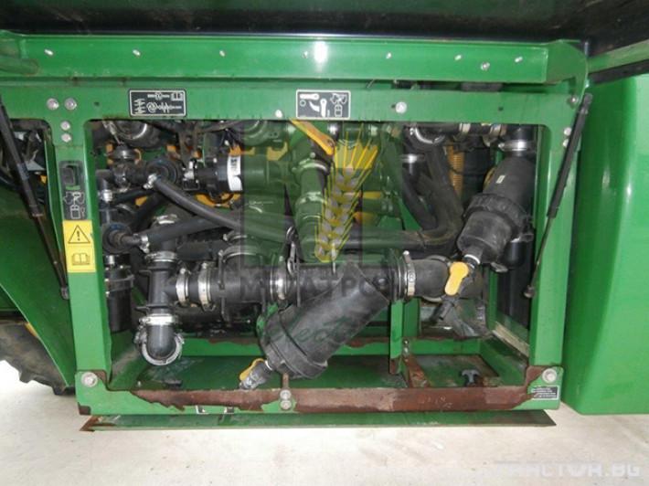 Самоходни пръскачки John-Deere 5430i 10 - Трактор БГ