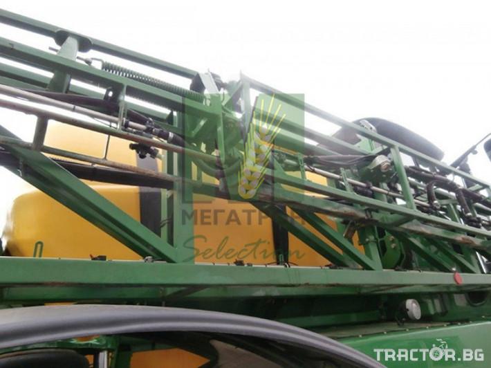 Самоходни пръскачки John-Deere 5430i 12 - Трактор БГ