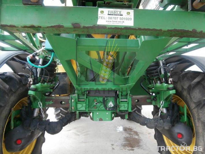 Самоходни пръскачки John-Deere 5430i 18 - Трактор БГ