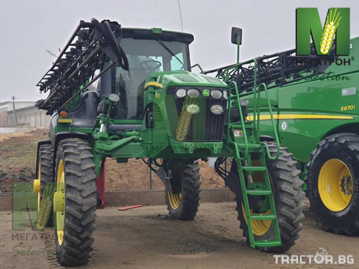 Самоходни пръскачки John-Deere 4830 0 - Трактор БГ