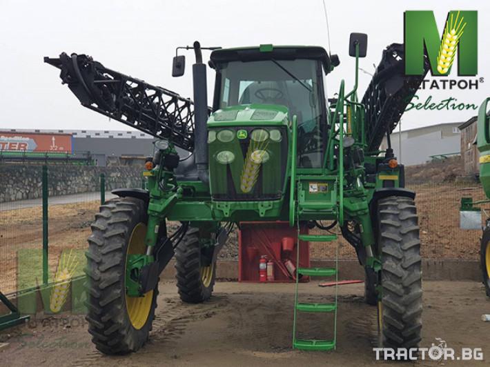 Самоходни пръскачки John-Deere 4830 1 - Трактор БГ