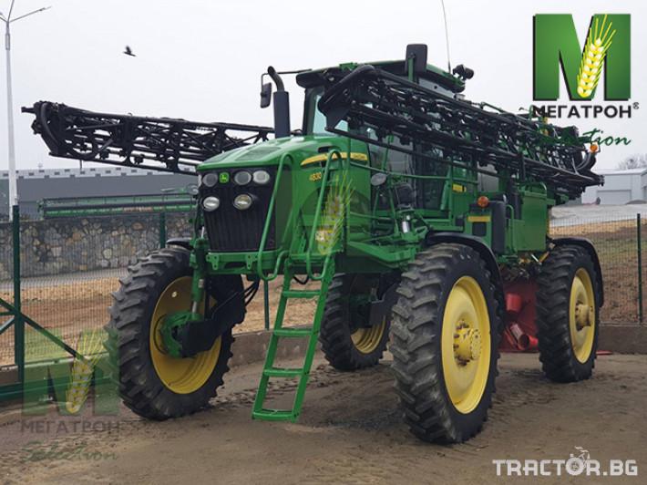 Самоходни пръскачки John-Deere 4830 2 - Трактор БГ