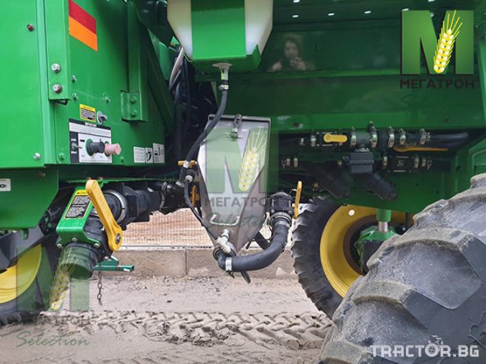 Самоходни пръскачки John-Deere 4830 8 - Трактор БГ