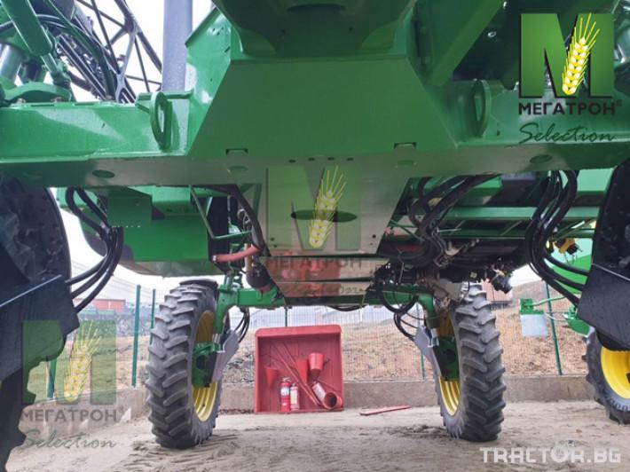 Самоходни пръскачки John-Deere 4830 9 - Трактор БГ