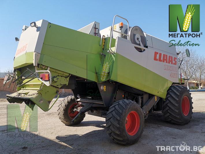Комбайни Claas LEXION 460 3 - Трактор БГ