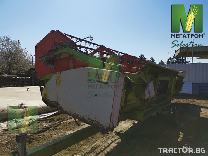 Комбайни Claas LEXION 460 10 - Трактор БГ